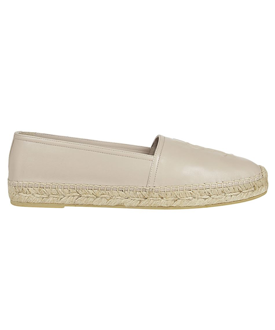 Saint Laurent 458573 B3400 EMBOSSED Espadrilles 1