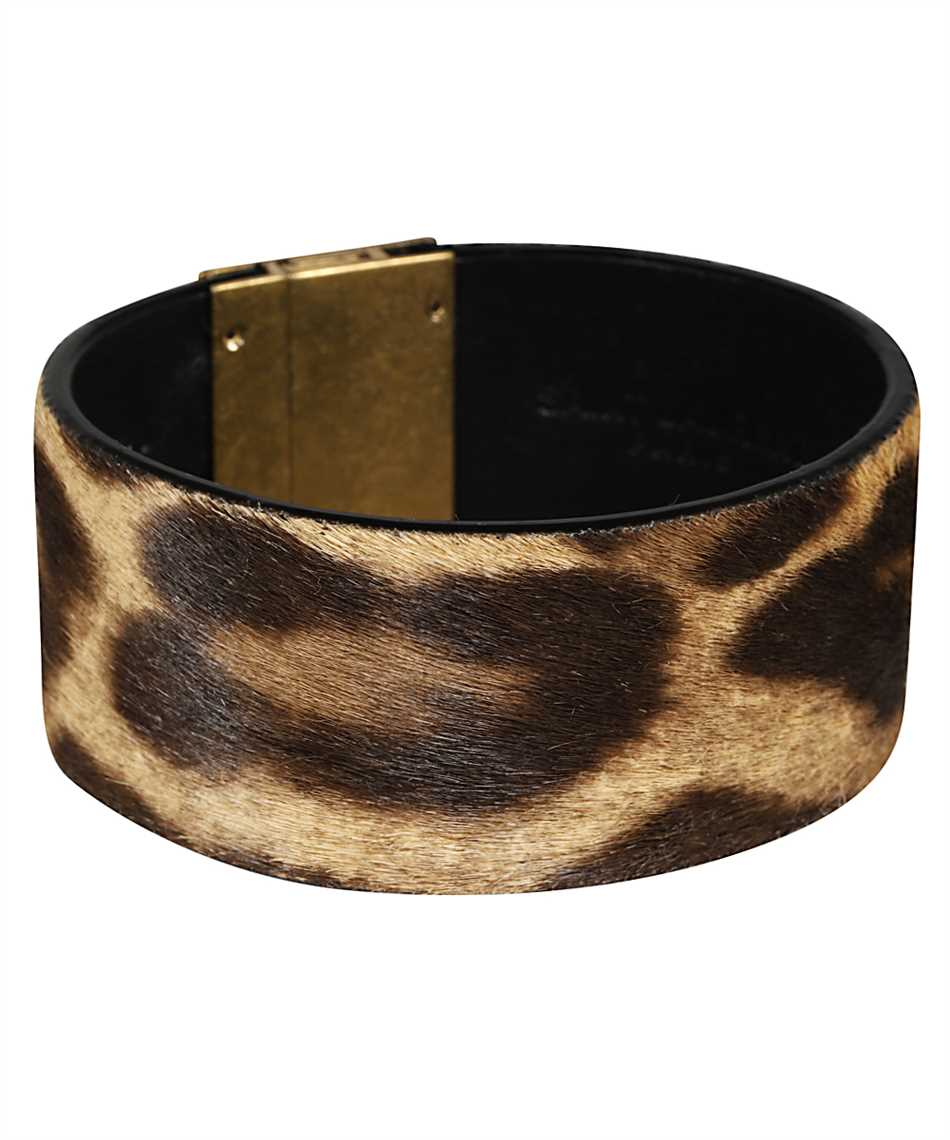 Saint Laurent 542012 1ZR0W ID CUFF Armband 2