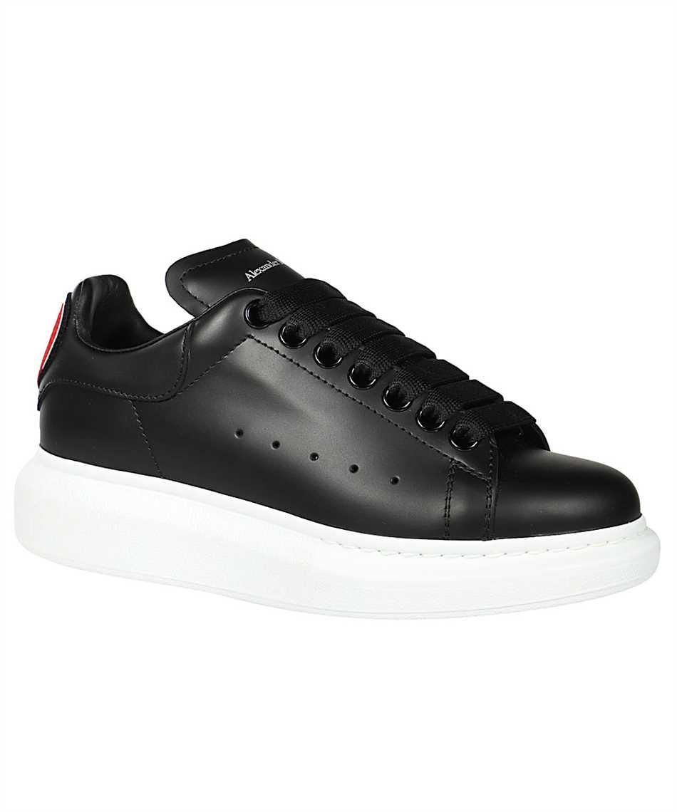 Alexander McQueen 641859 WHZ4E OVERSIZED Sneakers 2