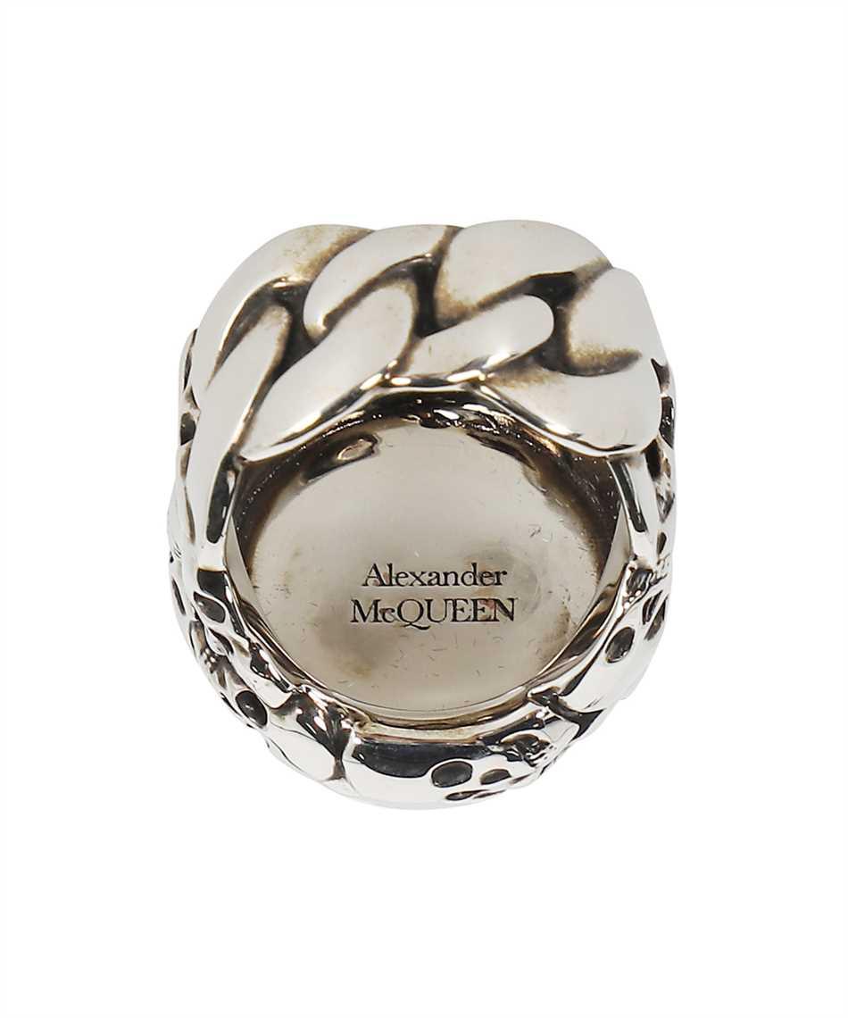 Alexander McQueen 663691 J160Y MULTI SKULL Ring 2