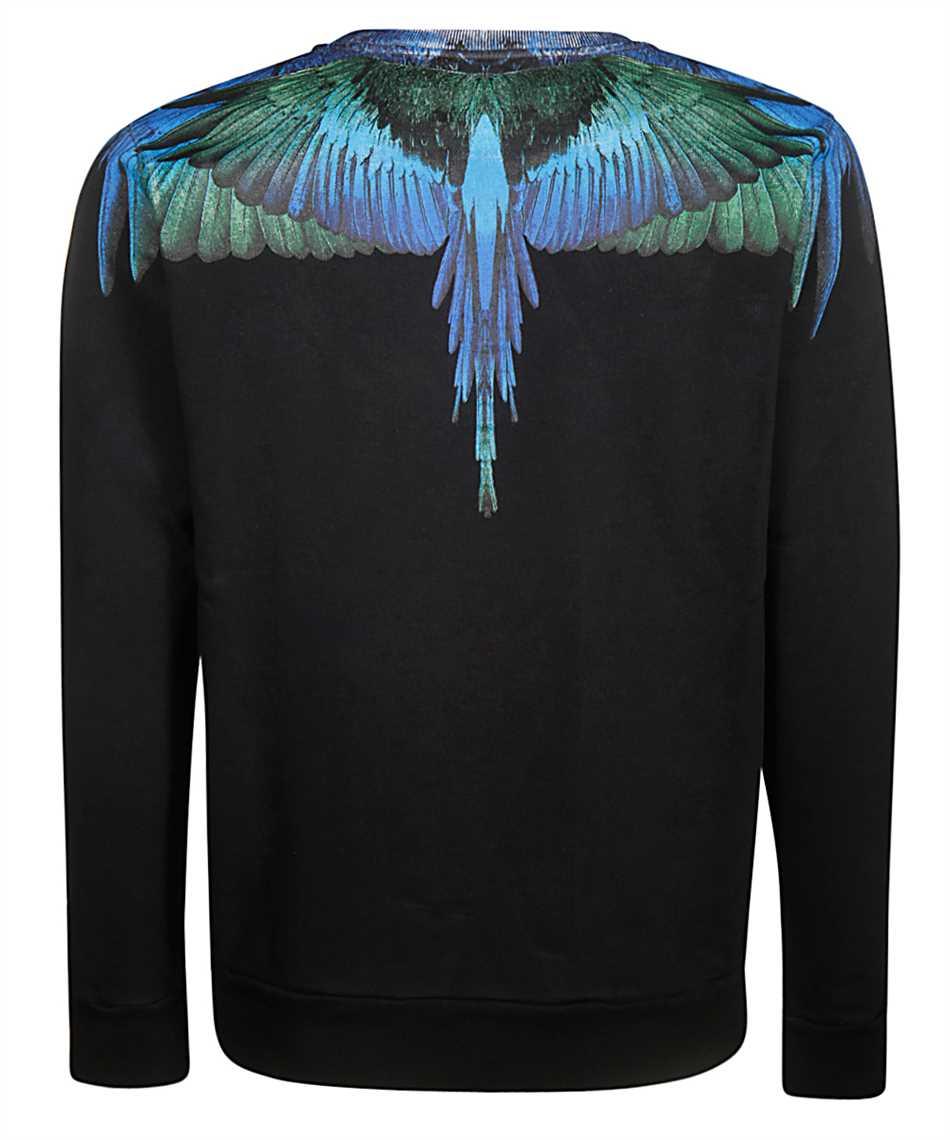 Marcelo Burlon CMBA009F19506006 BLUE WINGS Sweatshirt 2