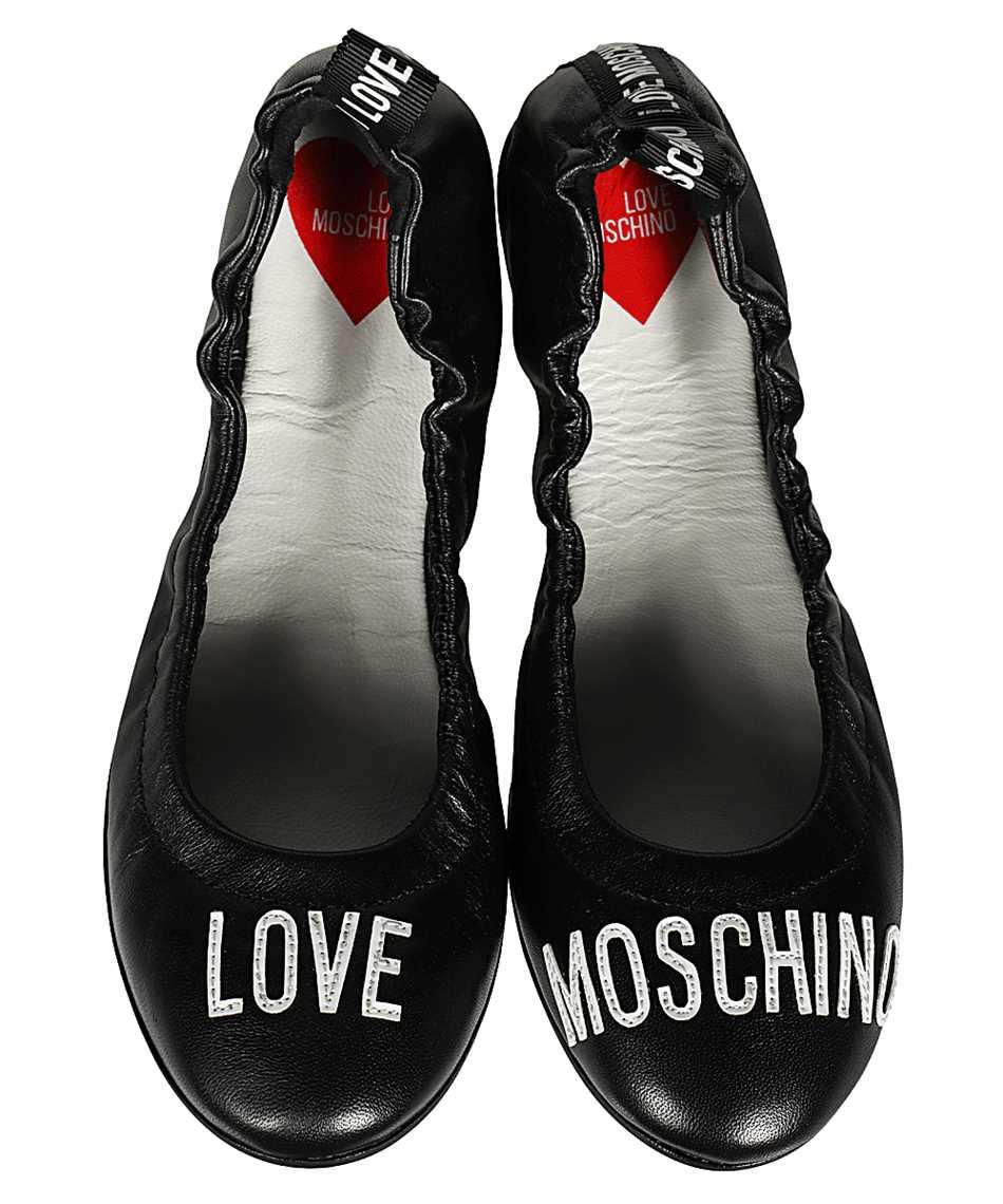 Moschino JA11060G1AIA Ballerinas 3