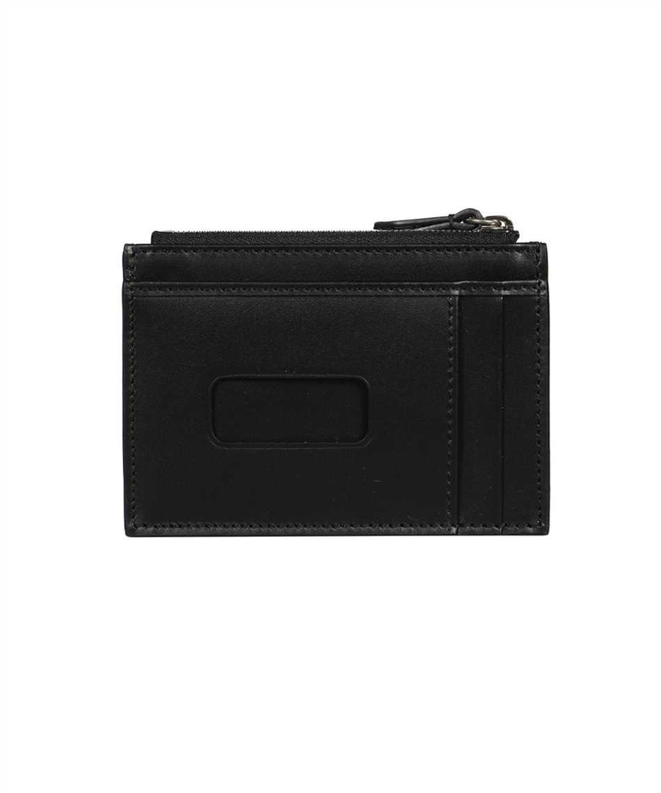 Gucci 597555 KST1N BEE PRINT GG SUPREME Porta carte di credito 2