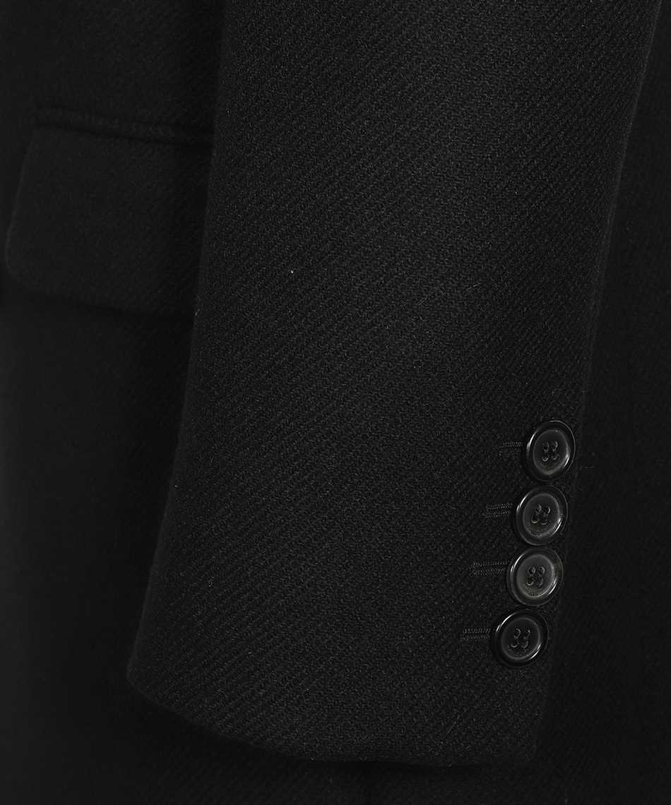 Saint Laurent 661315 Y5B58 DOUBLE-BREASTED LONG Cappotto 3