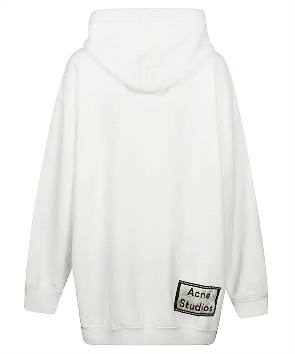 Acne FN-WN-SWEA000083 LOGO LABEL Sweatshirt 2