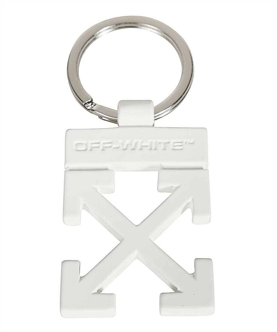 Off-White OMZG021R20253001 ARROW Schlüsselring 2