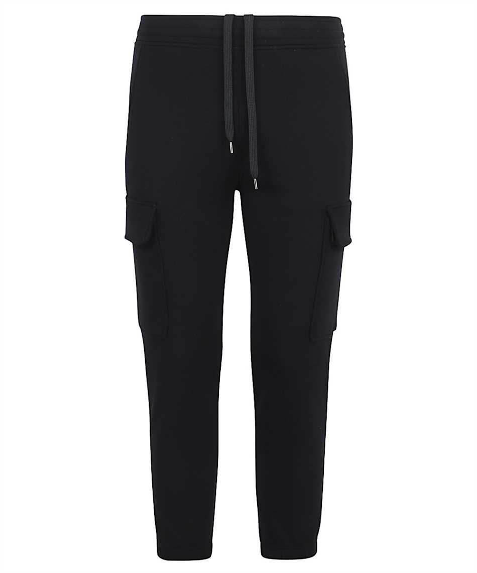 Neil Barrett PBJP234SH Q503 SKINNY LOW RISE CARGO Trousers 1