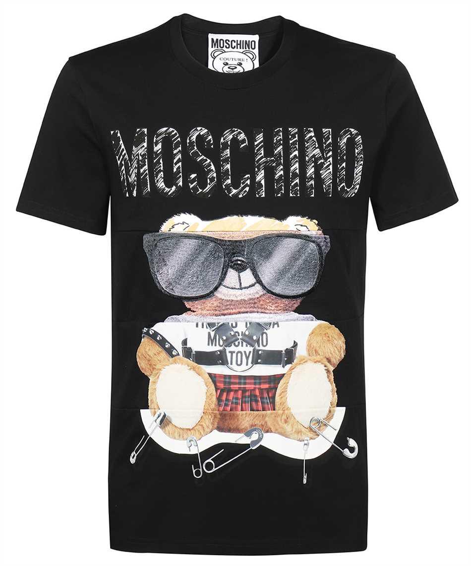 Moschino V 0701 5240 TEDDY BEAR T-Shirt 1