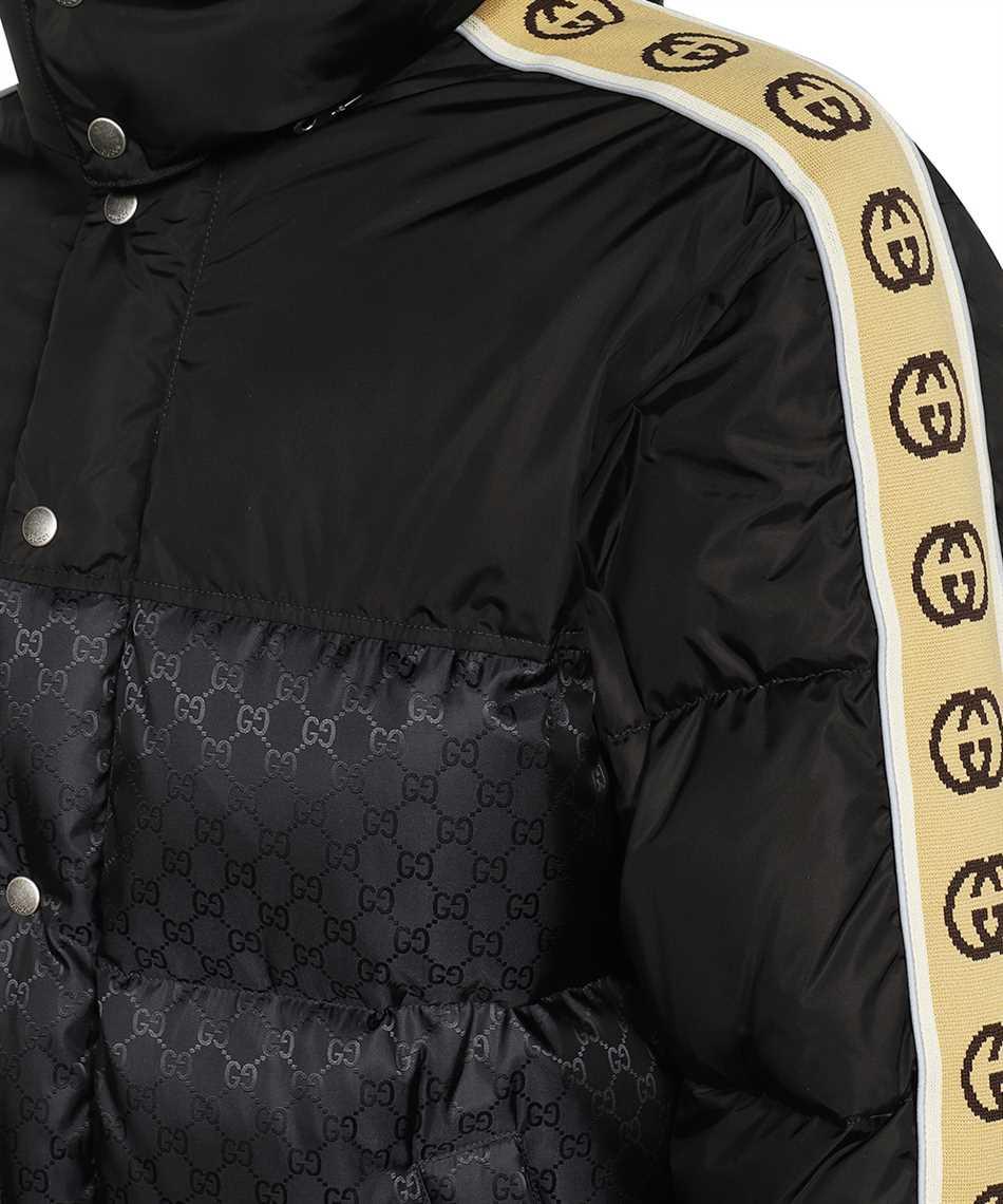 Gucci 598725 Z8AFZ JACQUARD PADDED Jacke 3