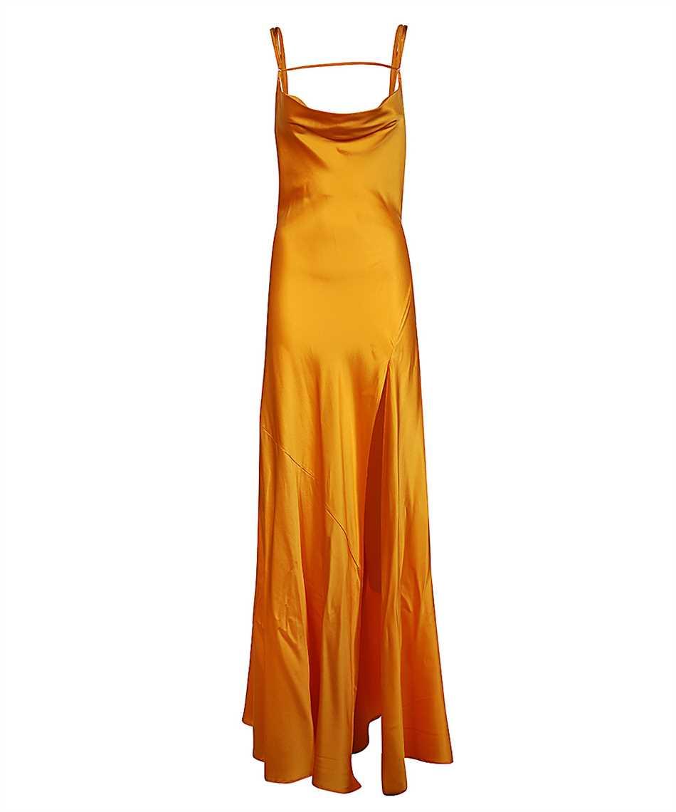 Danamè 60211D542 EMBELLISHED SILK SLIP Dress 1