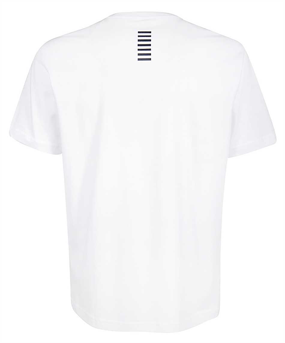 EA7 6GPT38 PJ2AZ EA7 LOGO T-shirt 2
