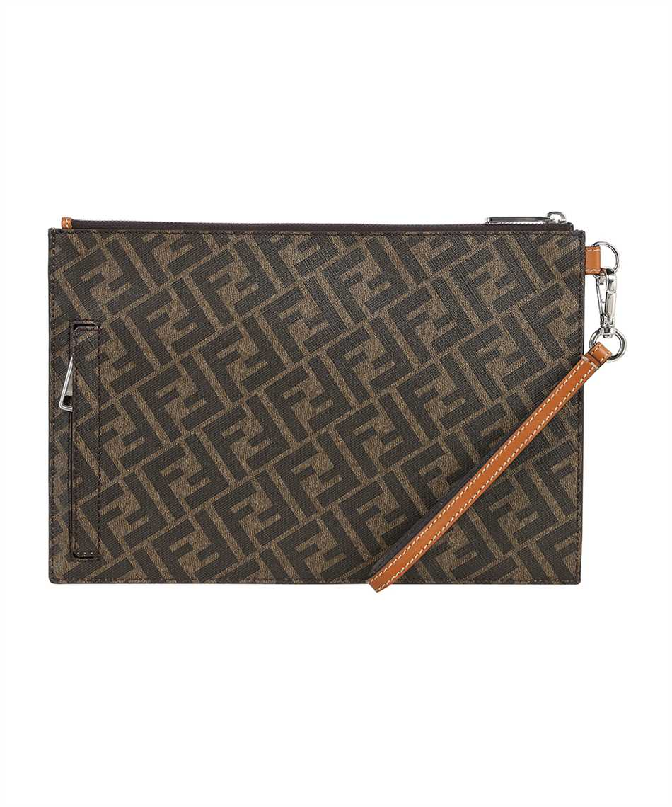 Fendi 7N0110 AFB4 FLAT Porta documento 2