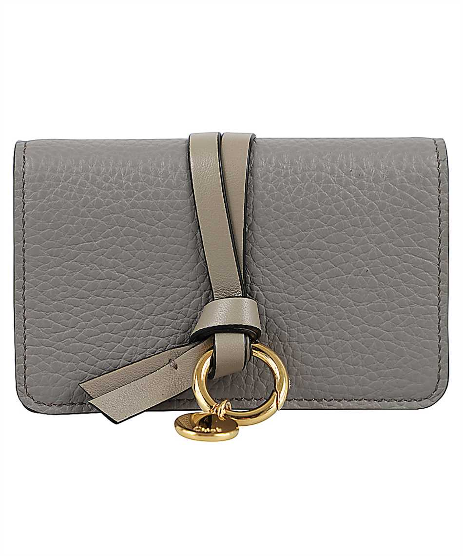 Chloé CHC19AP014H9Q Card holder 1