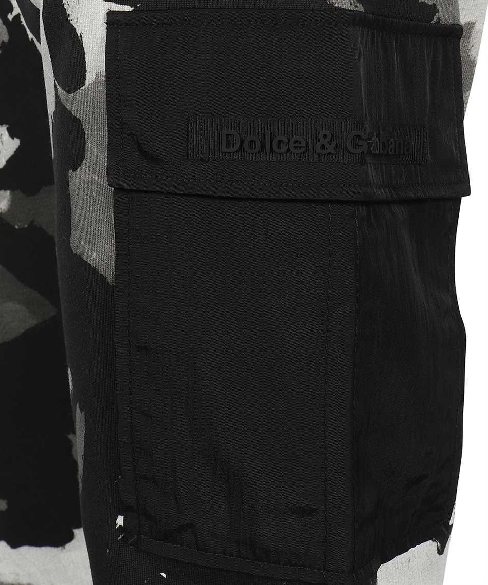 Dolce & Gabbana GWEGAZ HS7ES CAMOUFLAGE JOGGING Trousers 3