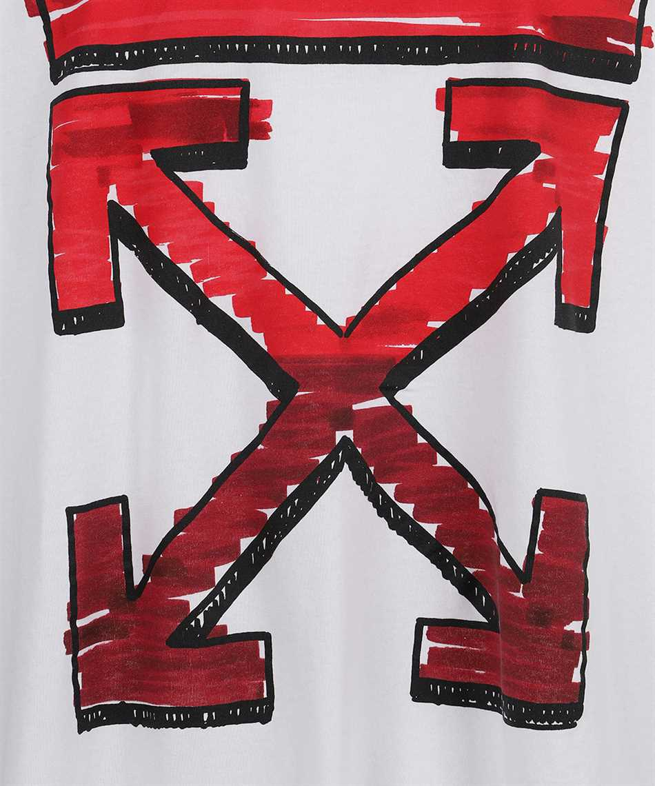 Off-White OMAA038R21JER002 T-shirt 3