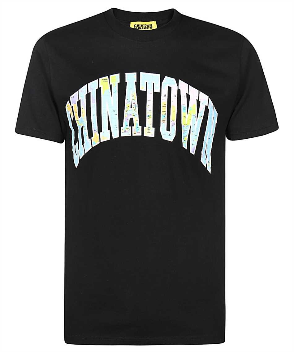 Chinatown Market 1990275 GLOBE ARC 2.0 T-Shirt 1