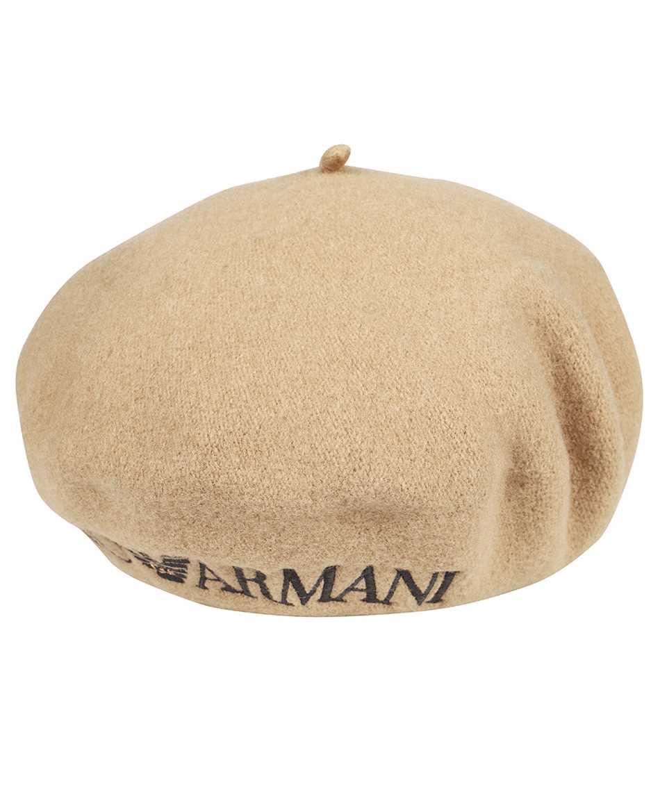 Emporio Armani 637525 1A502 LADY BASQUE Hat 1