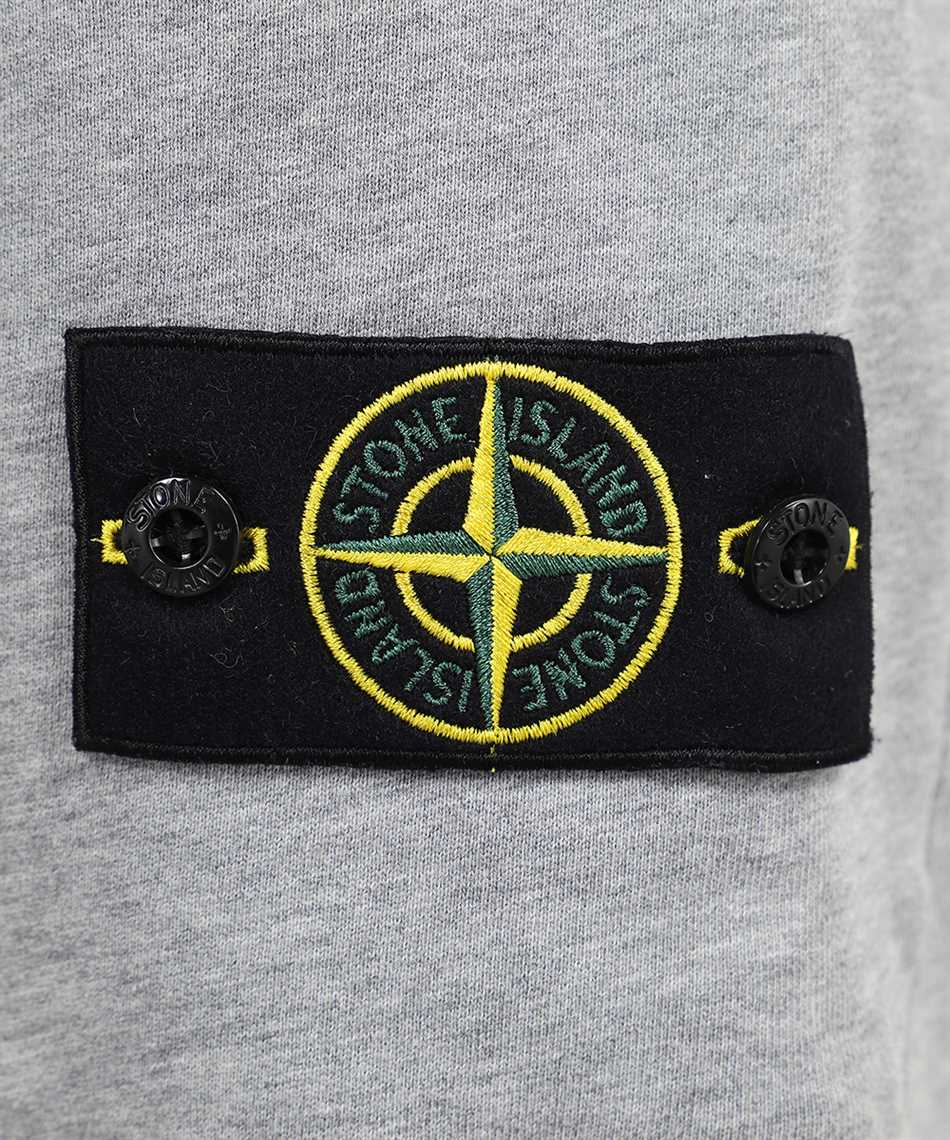Stone Island 64651 FLEECE Shorts 3