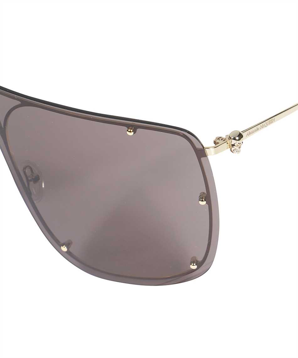 Alexander McQueen 649846 I3330 SKULL MASK Sonnenbrille 3