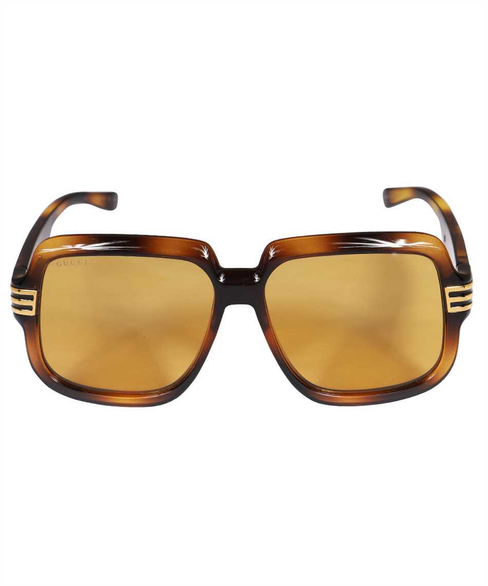 Gucci 663772 J1691 SQUARE-FRAME Sunglasses 1