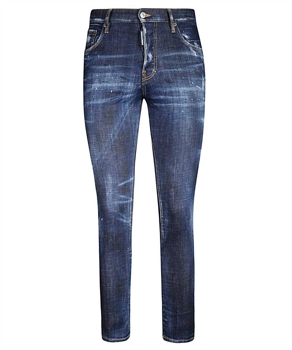 Dsquared2 S71LB0663 S30342 MERCURY Jeans 1