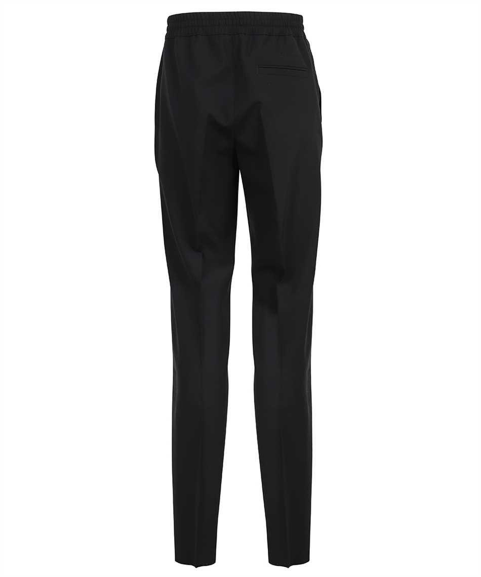 Versace 1001015 1A00899 WOOL INFORMAL Trousers 2