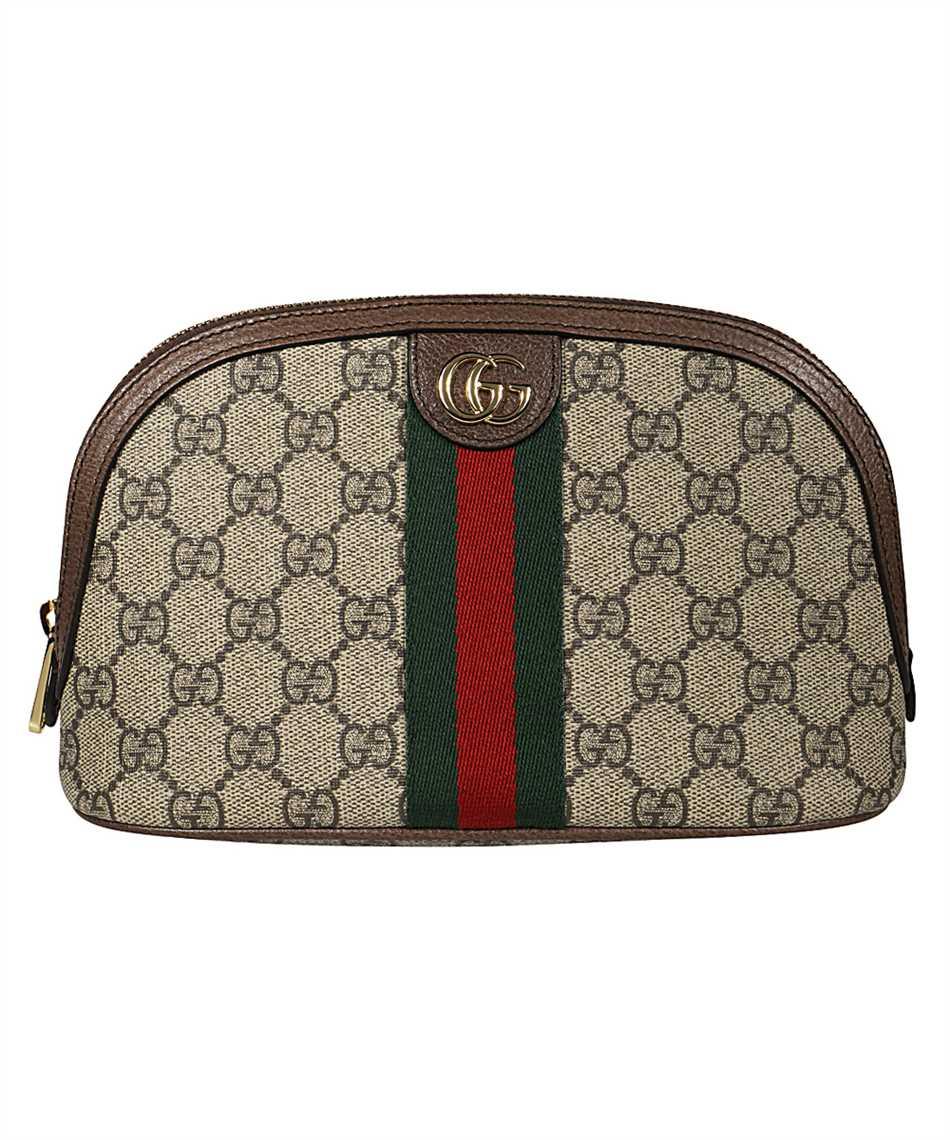 Gucci 625551 96IWG OPHIDIA LARGE COSMETIC Bag 1