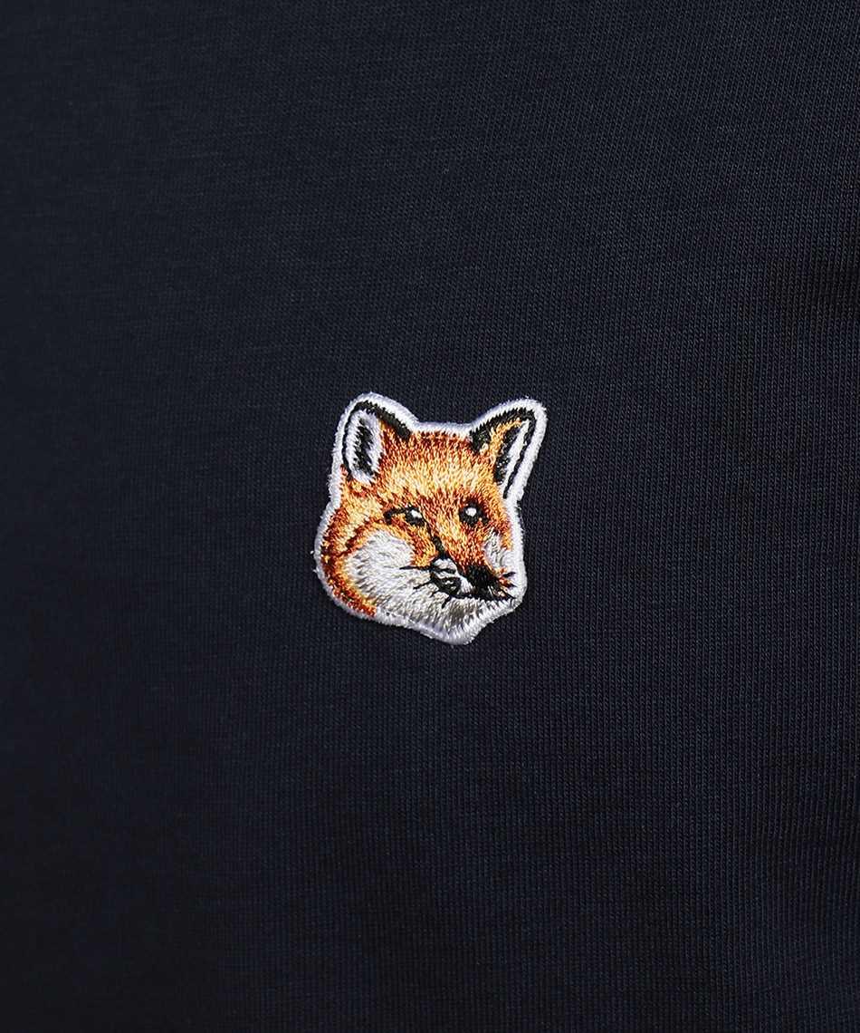 Maison Kitsune AM00103KJ0008 FOX HEAD PATCH CLASSIC T-shirt 3