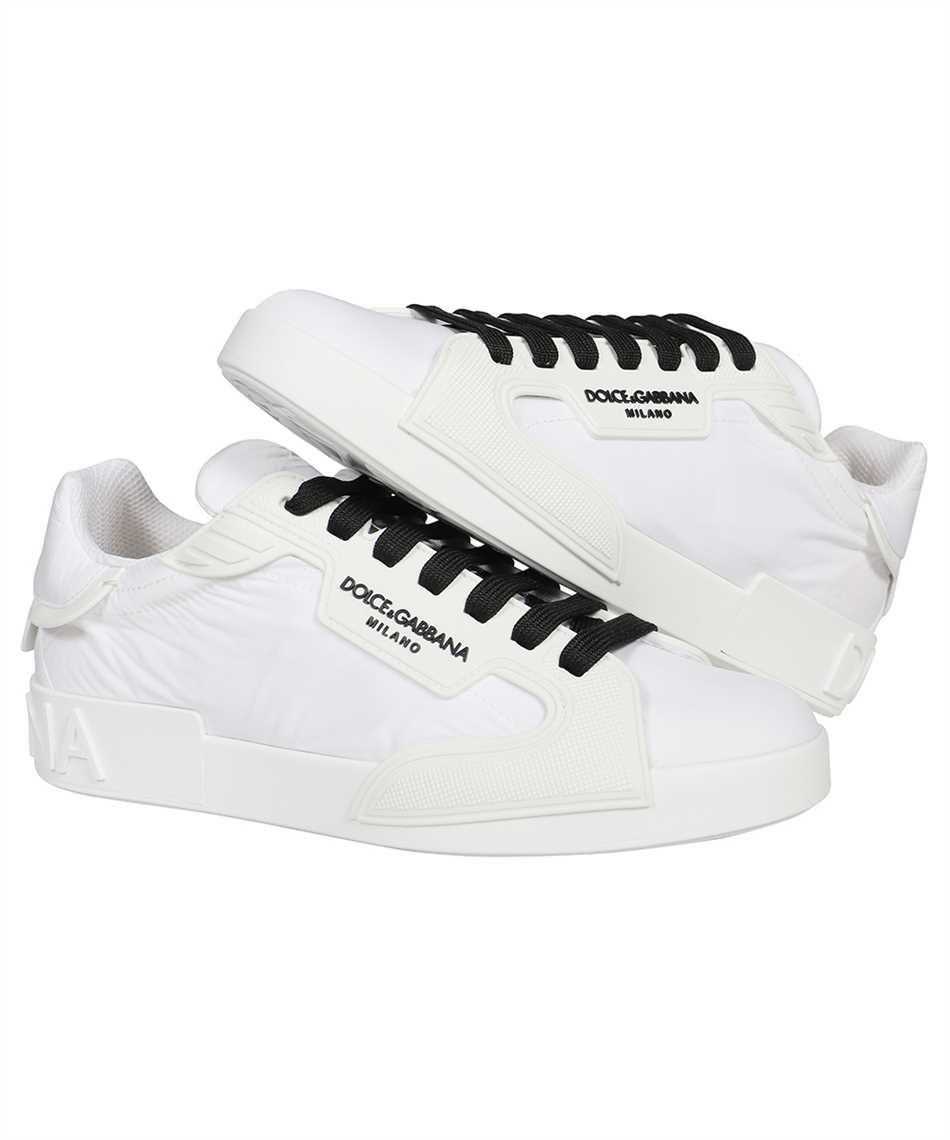 Dolce & Gabbana CS1865 AO217 NYLON AND RUBBER PORTOFINO Sneakers 2