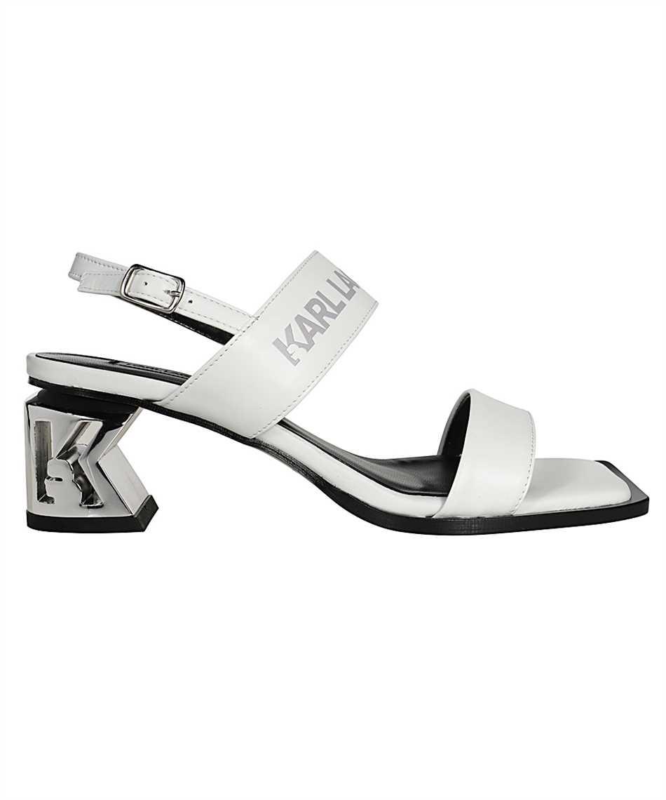 Karl Lagerfeld KL30610 K-BLOK 2-STRAP Sandals 1