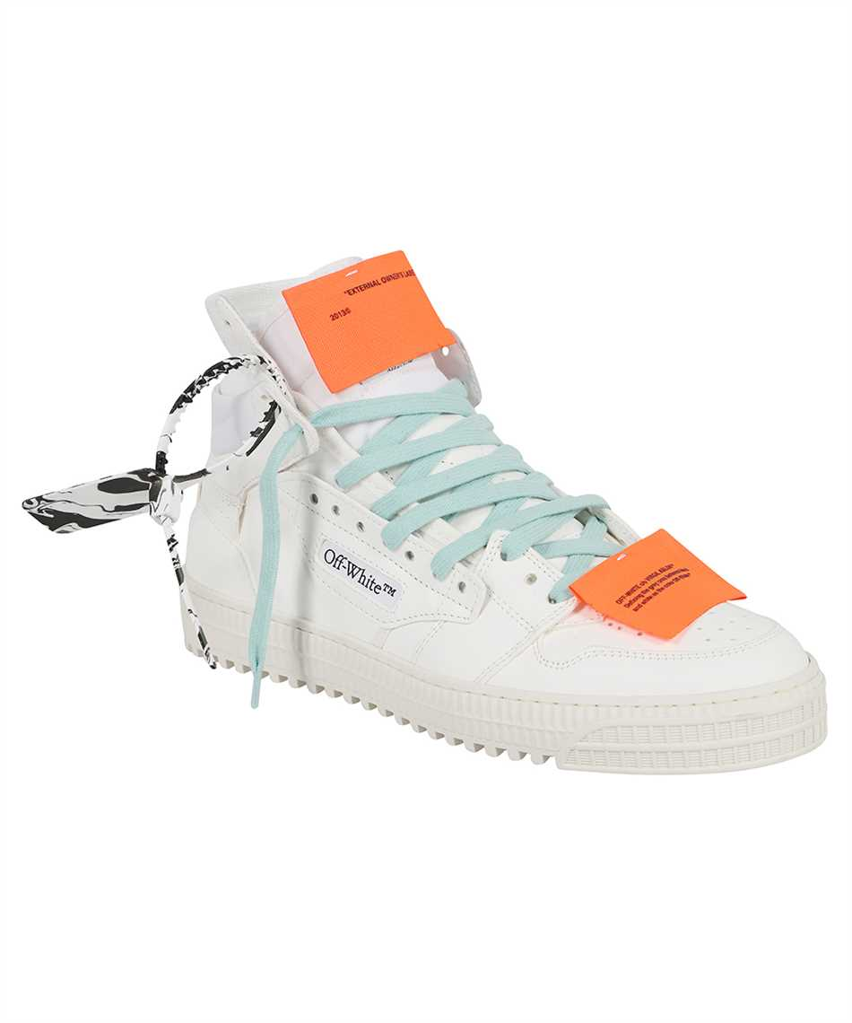 Off-White OMIA065R21LEA002 OFF-COURT 3.0 Sneakers 2