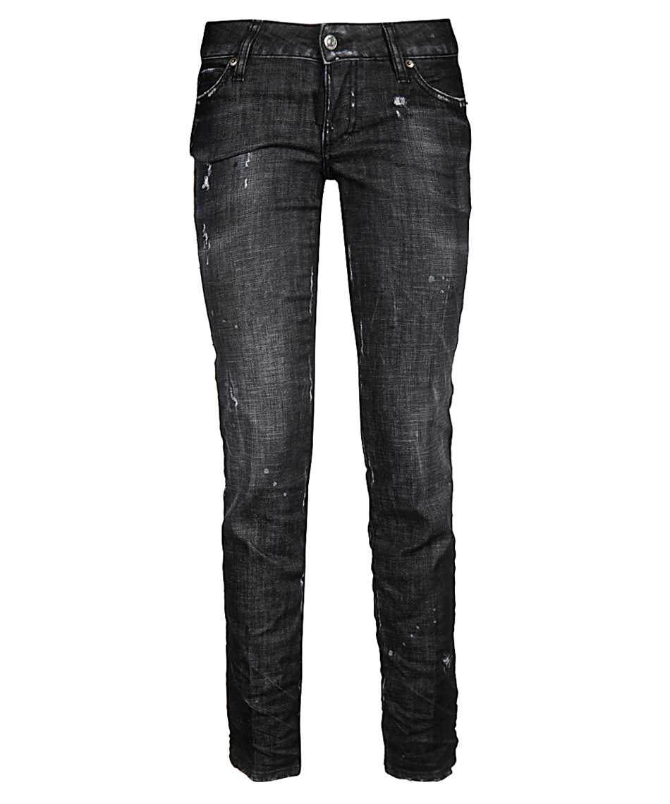 Dsquared2 S72LB0226 S30357 JENNIFER CROPPED Jeans 1