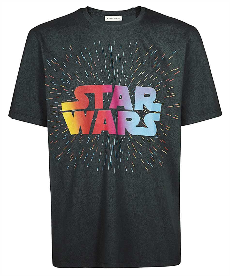 Etro 1Y820 9051 STAR WARS T-Shirt 1