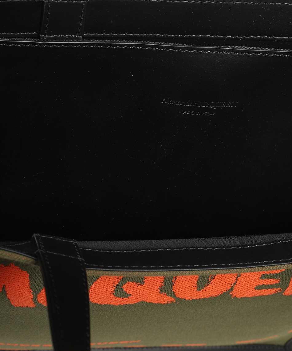 Alexander McQueen 653165 2B410 CITY TOTE Bag 3