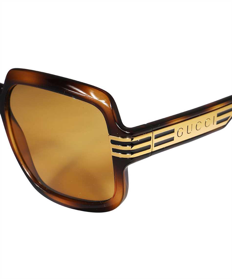 Gucci 663772 J1691 SQUARE-FRAME Sunglasses 3