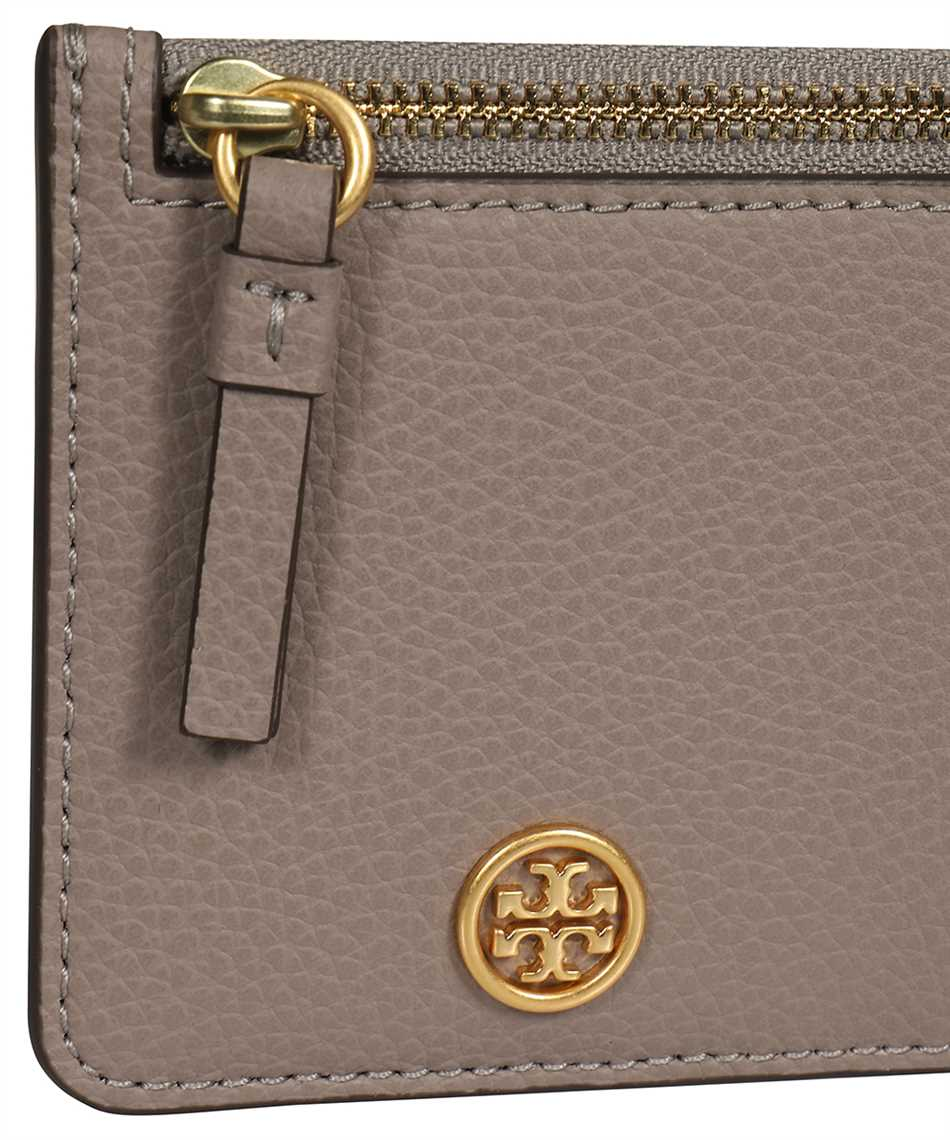 Tory Burch 79031 WALKER TOP-ZIP Porta carte di credito 3
