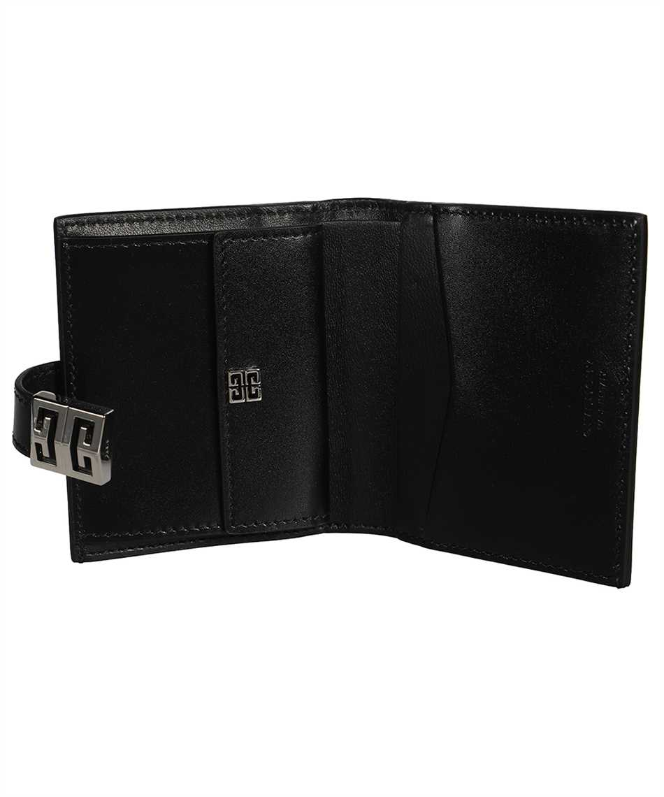 Givenchy BB60GYB15S 4G SMALL Wallet 3