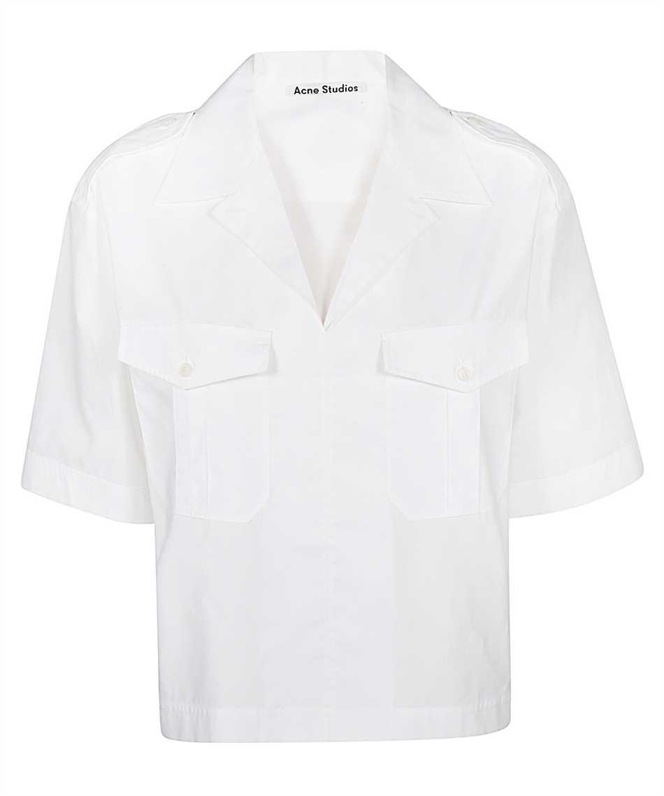 Acne FN-WN-BLOU000283 CROPPED SAFARI Camicia 1