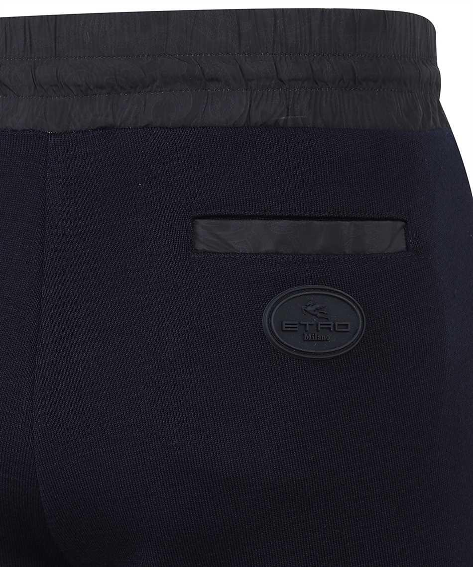 Etro 1N317 9557 JERSEY JOGGING Trousers 3