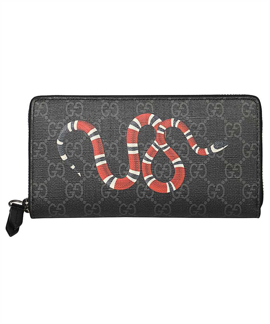 Gucci 451273 K561N KINGSNAKE GG SUPREME Wallet 1