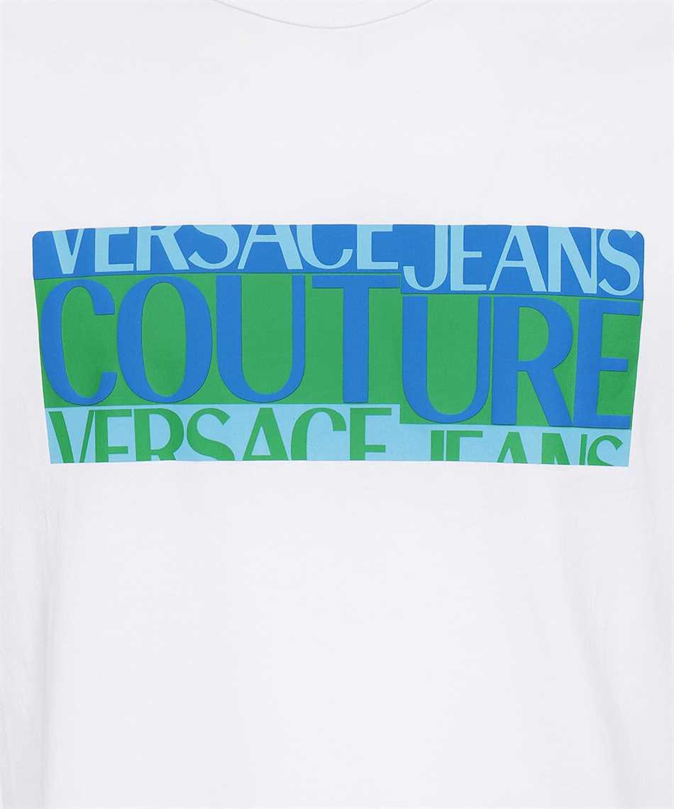 Versace Jeans Couture 71GAHT05 CJ00T T-shirt 3