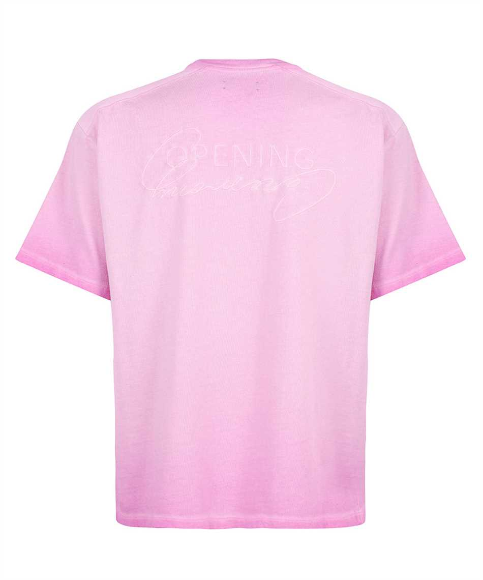 Opening Ceremony YMAA003S21JER001 ROSE CREST FADE T-shirt 2