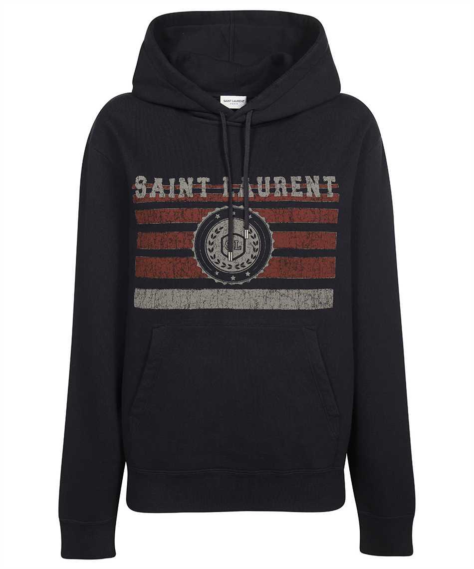 Saint Laurent 668816 Y36JN Felpa 1