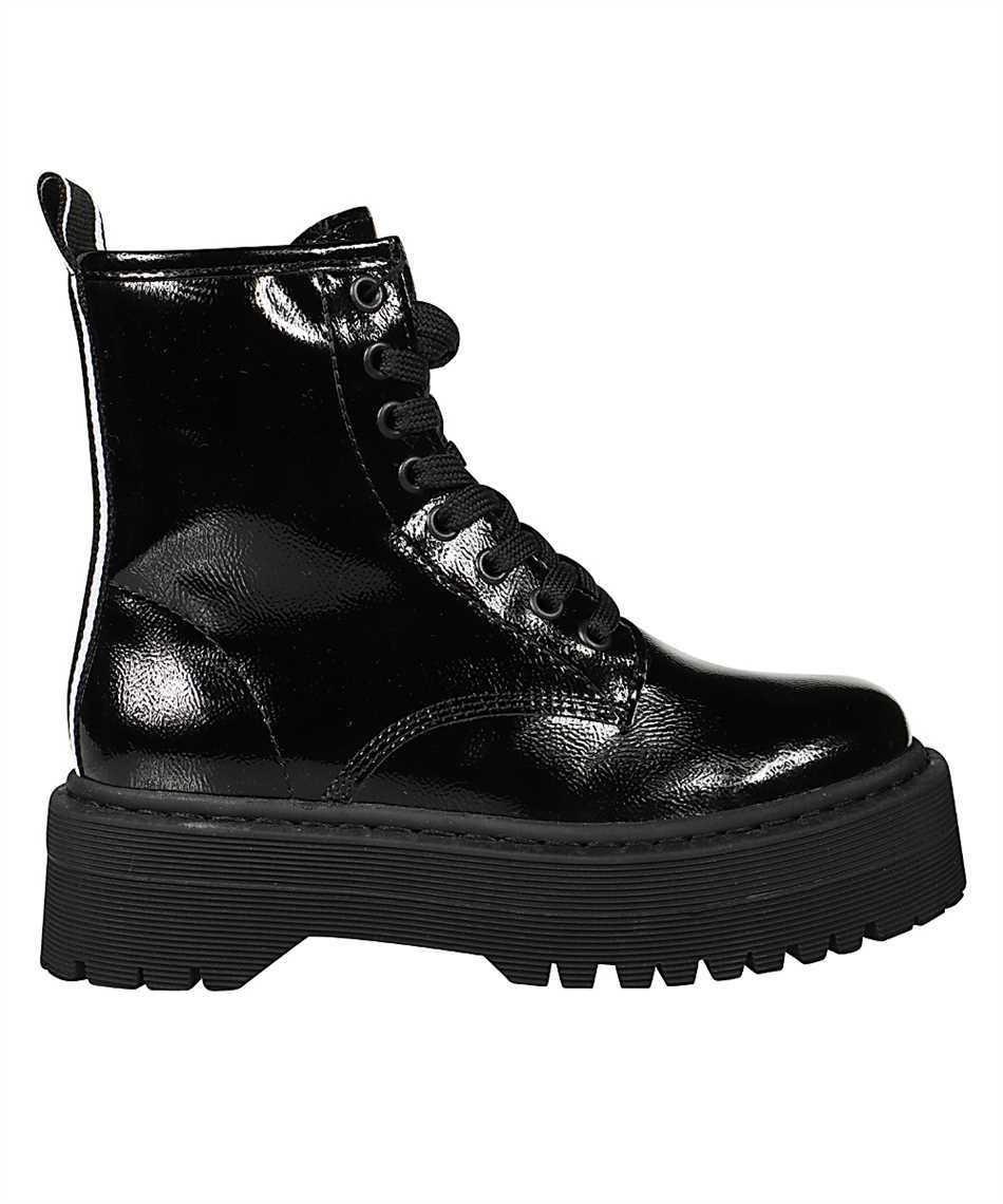 Armani Exchange XDN018 XV349 LOGO Stiefel 1