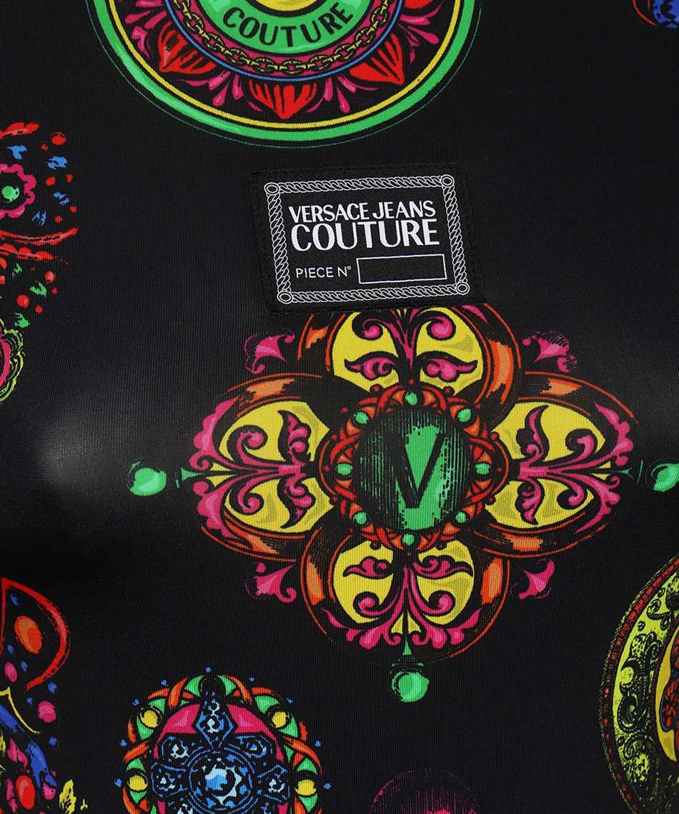 Versace Jeans Couture 71HAH216 JS011 FLUIDO PRINT T-Shirt 3