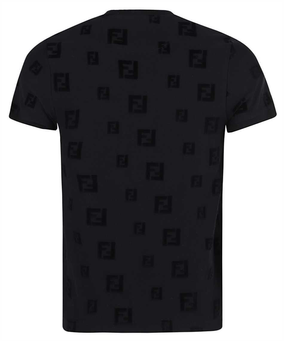 Fendi FAF578 AE15 FF CHENILLE T-shirt 2