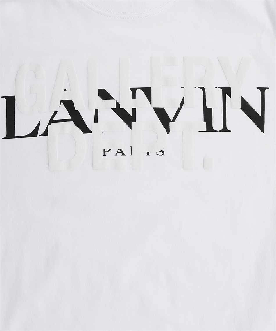 Lanvin RU TS0005 J091 E21 GALLERY DEPT. PRINTED T-shirt 3