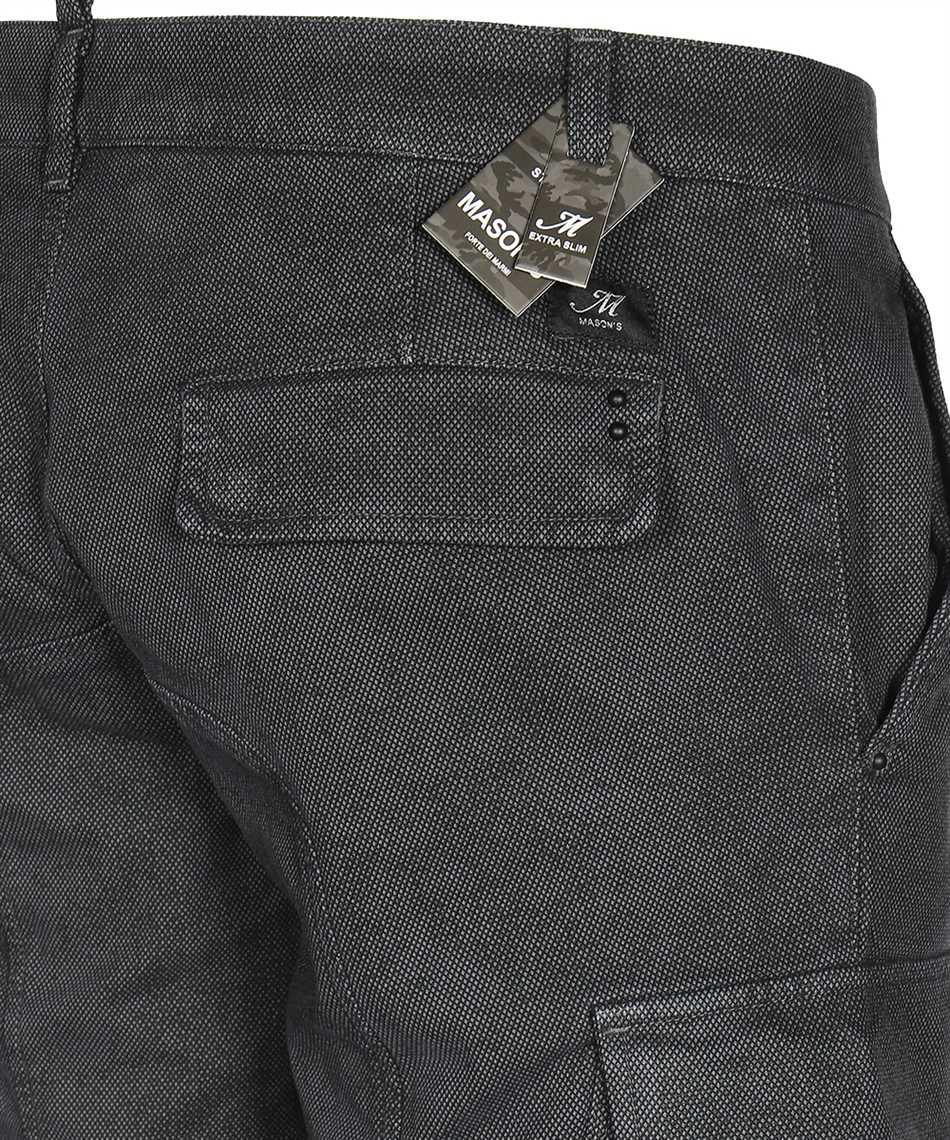 Mason's 2PN2A2143B CE49S33 CHILE1 Trousers 3