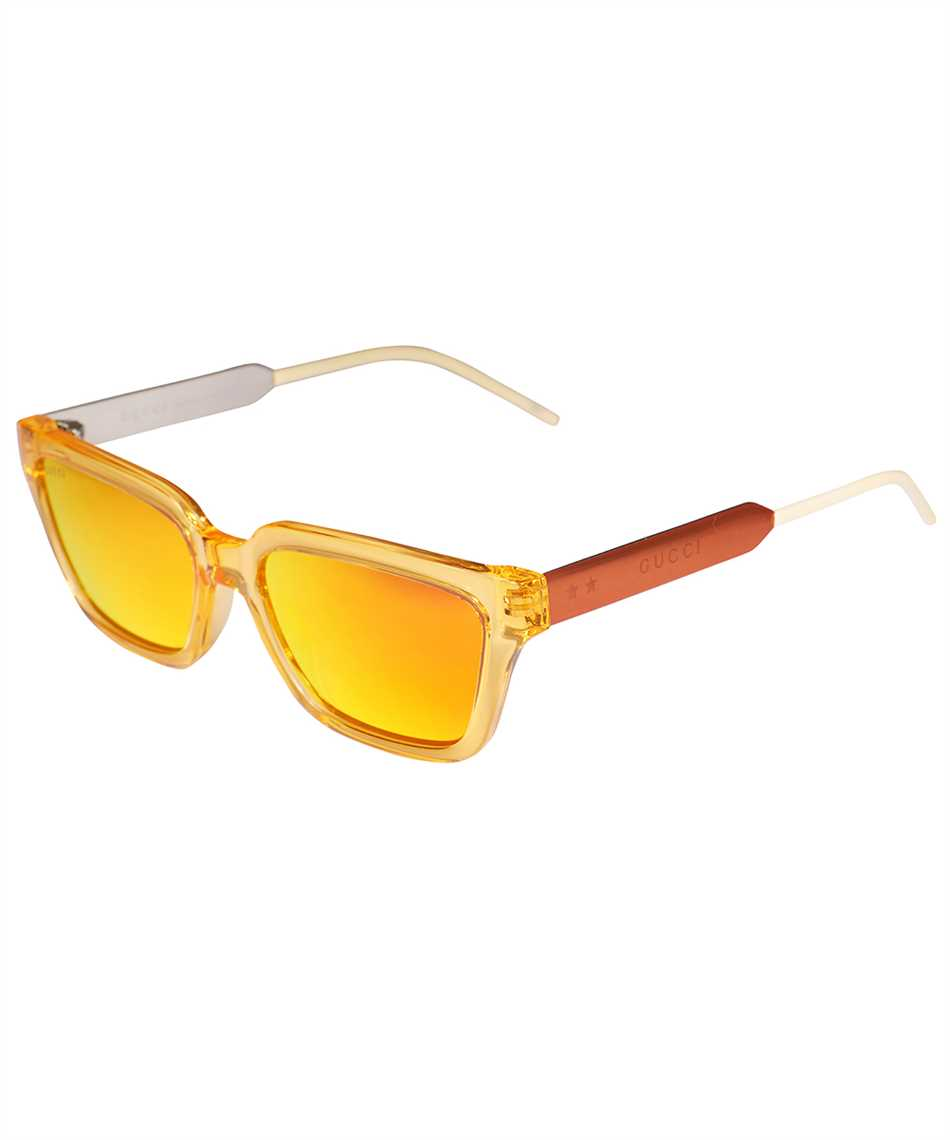Gucci 663763 J1691 RECTANGULAR-FRAME Sunglasses 2