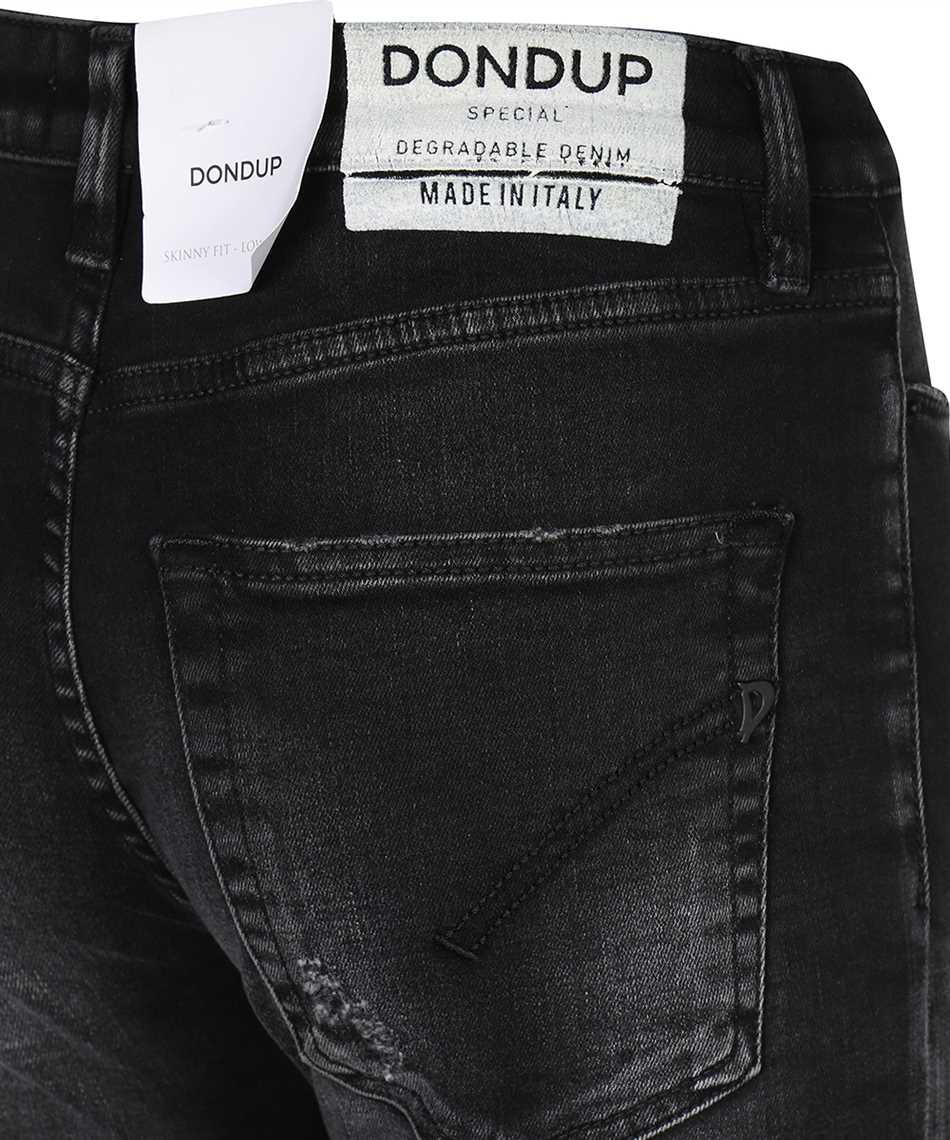 Don Dup DP450 DSE298 BC4 SKINNY FIT IRIS Jeans 3